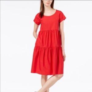 Max Mara weekend red dress